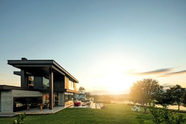 bom sol casa no campo