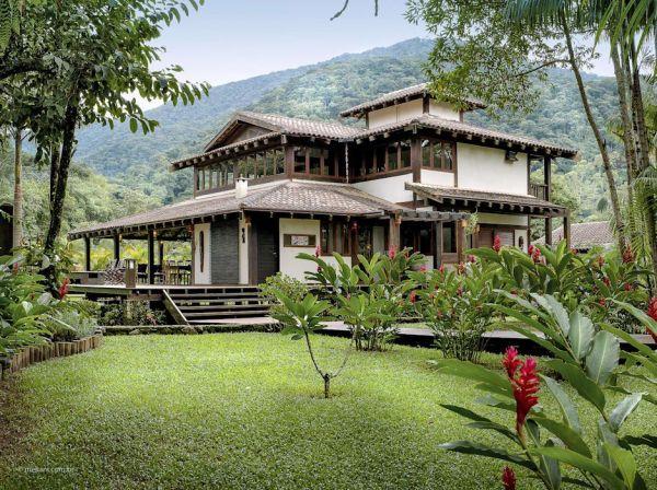 casa no campo bela