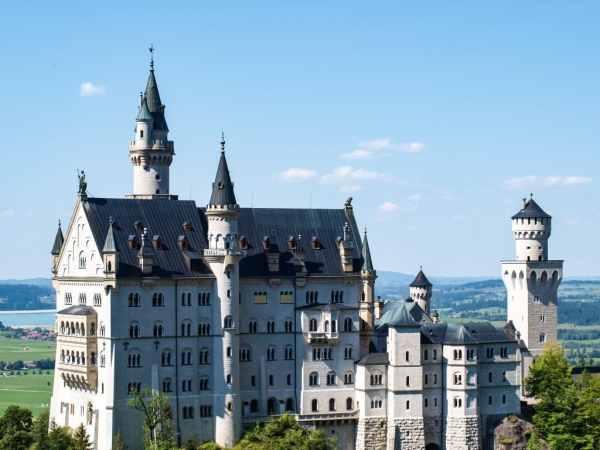 grande castelo belo