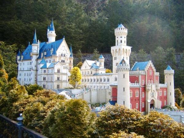 castelos lindos de bonito