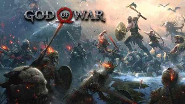 deus da guerra videogame