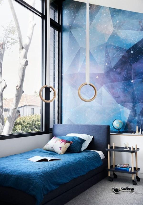 Papel de parede tema da ''Galáxia.''