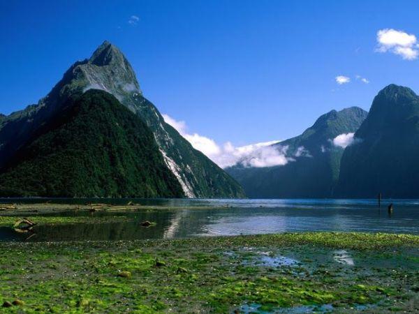 Montanhas para paisagens.