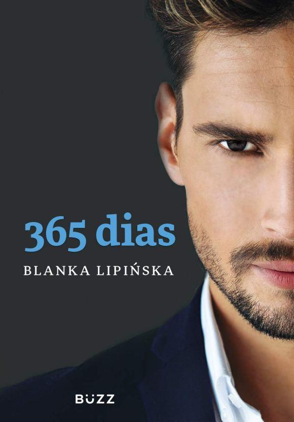 Imagem da capa do livro 365 dias.