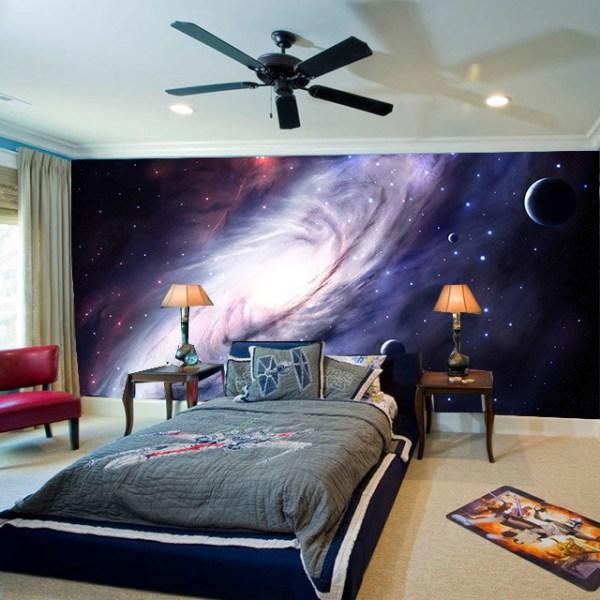 Inspiração de quarto tema da ''Galáxia''.