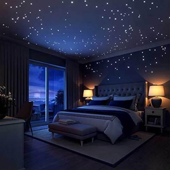 Quarto céu estrelado da ''Galáxia''.