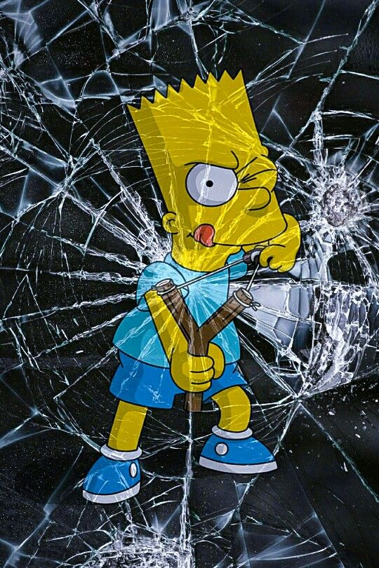 Wallpaper do Bart.