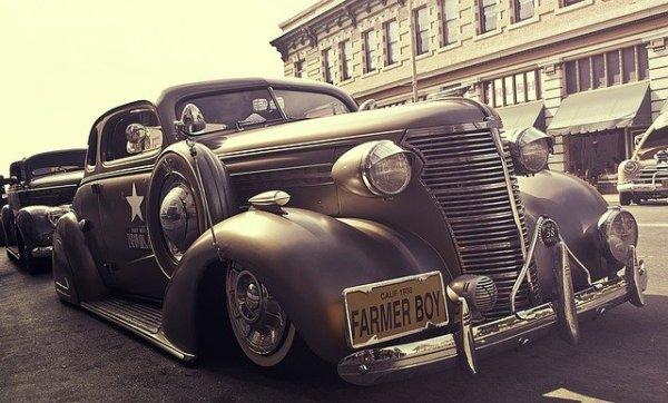 Imagens de carros antigos