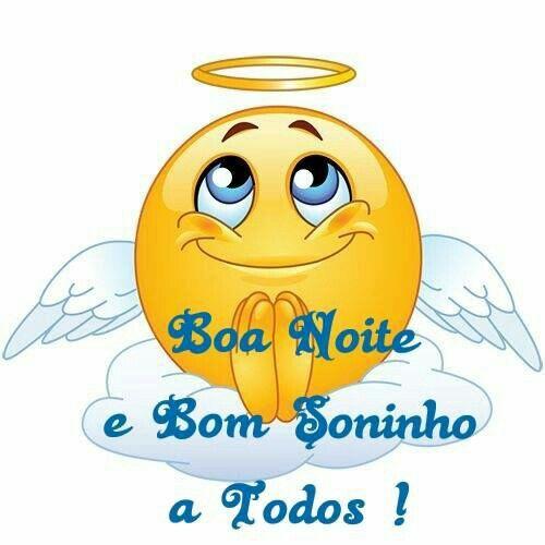 boa noite anjo emoji