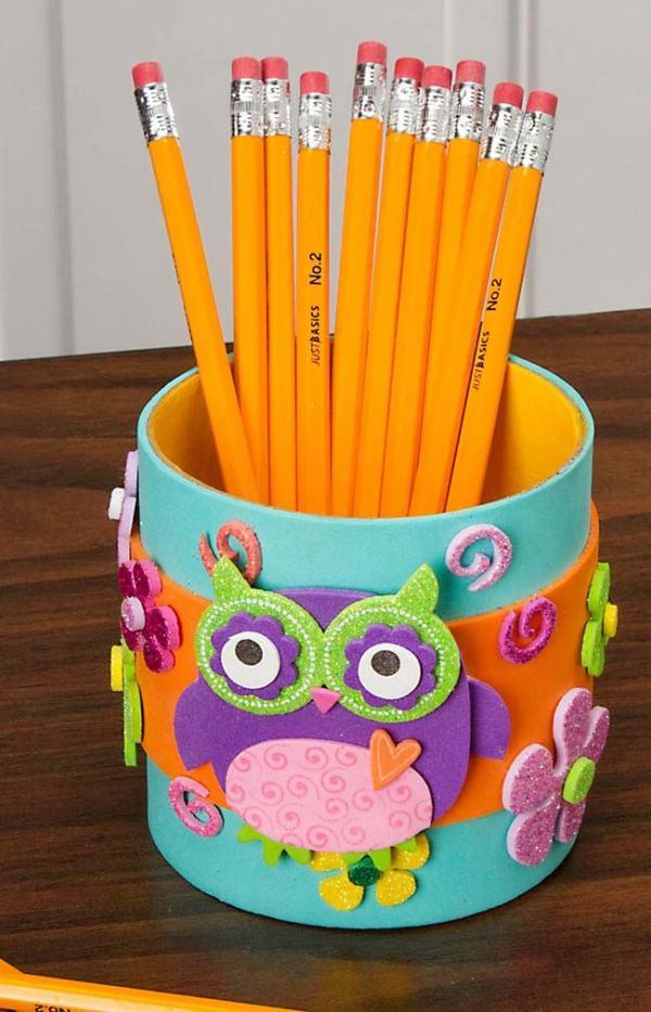 artesanato para por lápis