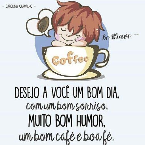 Imagem de bom dia coffee.