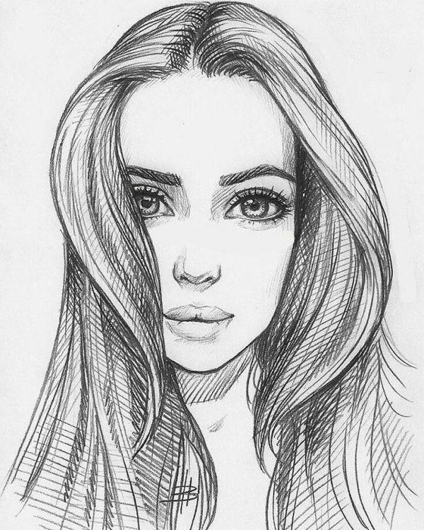 belo desenho realista