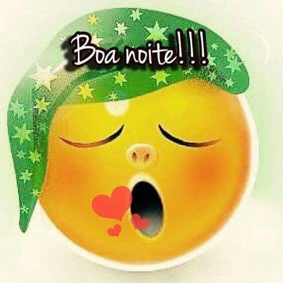 bolcejo emoji boa noite