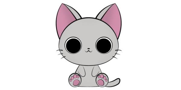 Modelos para desenhar de gato