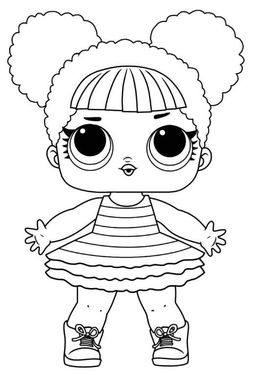 Desenhos para colori com criança
