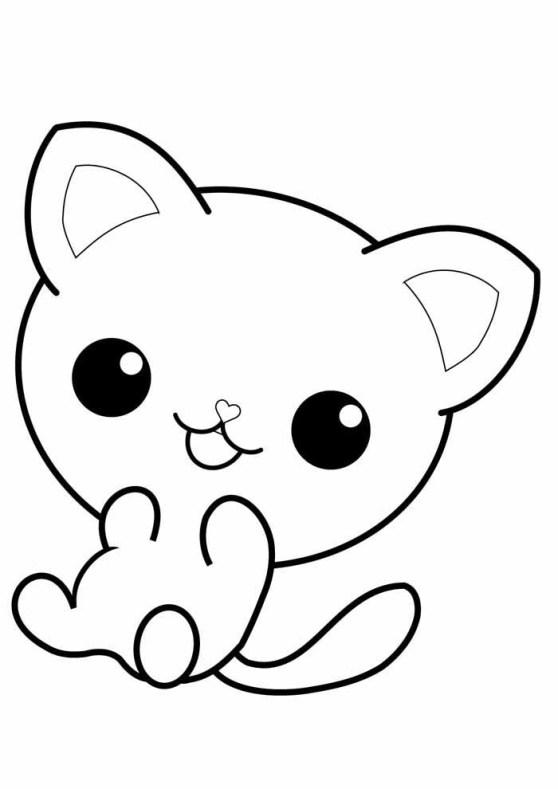 Imagens para imprimir de gatinhos