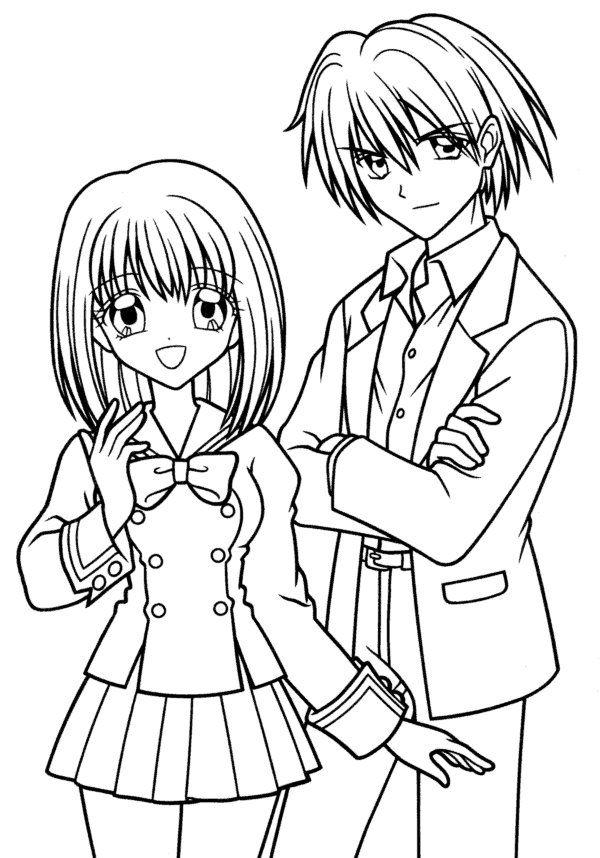 Imagens de desenhos de anime