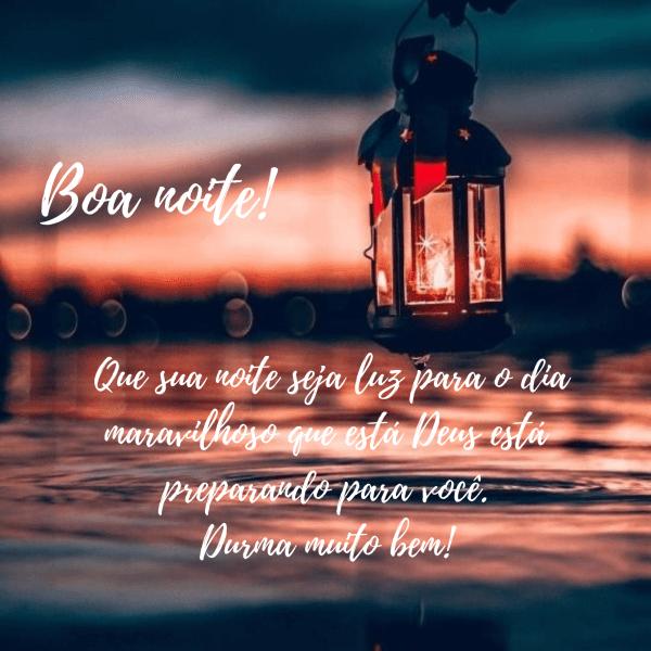 Frases inspiradoras de boa noite