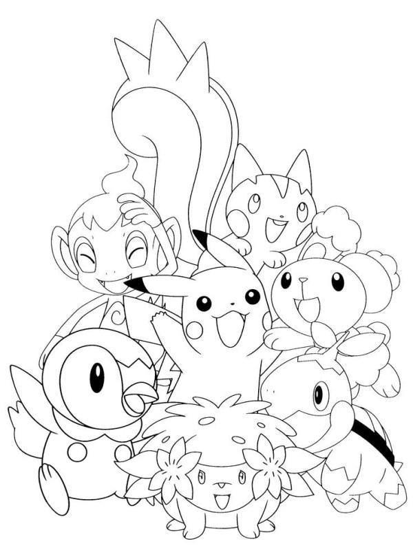 Pokémon turminha top