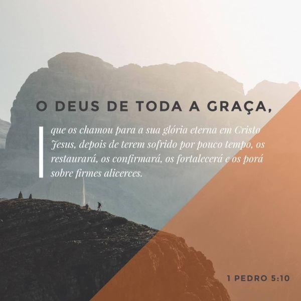 Frases poderosas da Bíblia gratidão