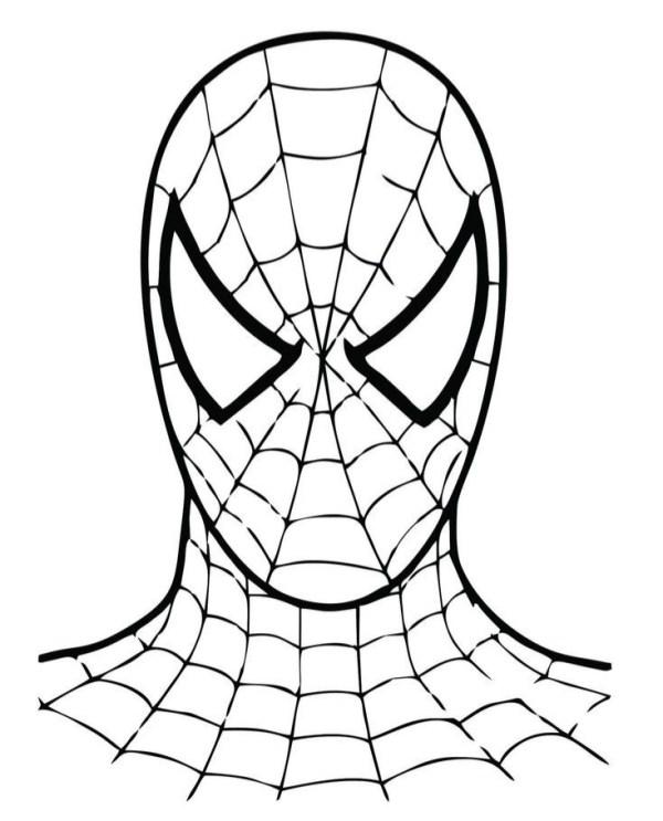 Desenhos do Homem aranha seguencia