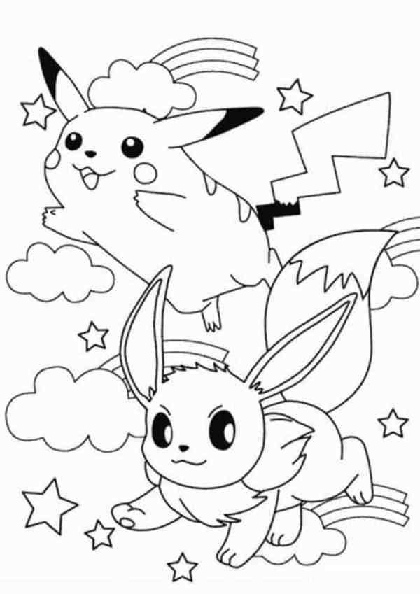 filhotes do Pokémon