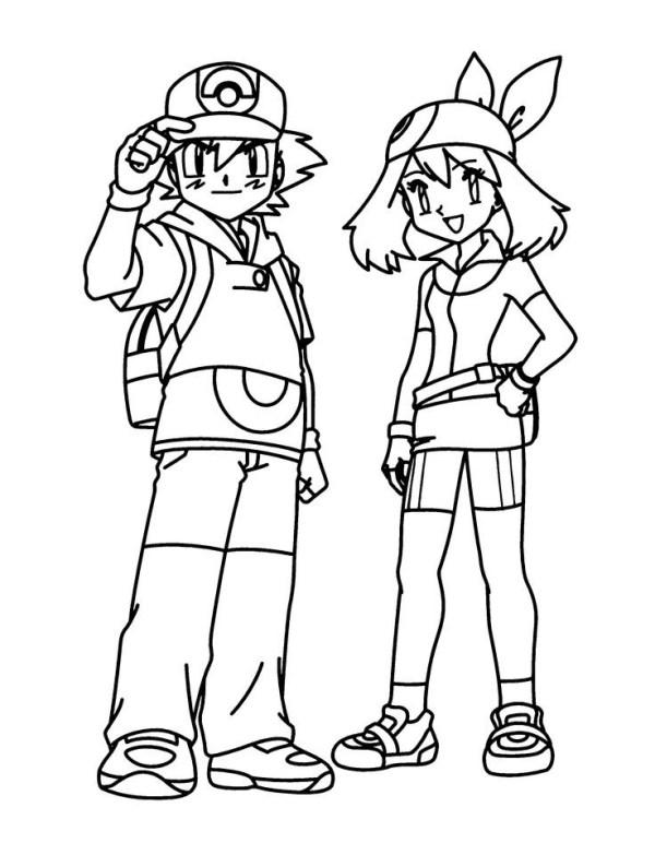 queridos do Pokémon