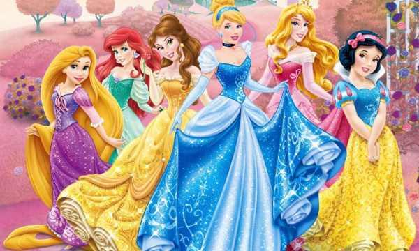 Desenho perfeitos de princesas