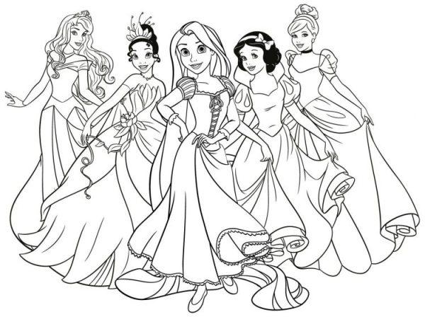 princesas perfeitas para uma boa diversão