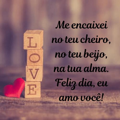Frases de amor para dia dos namorados