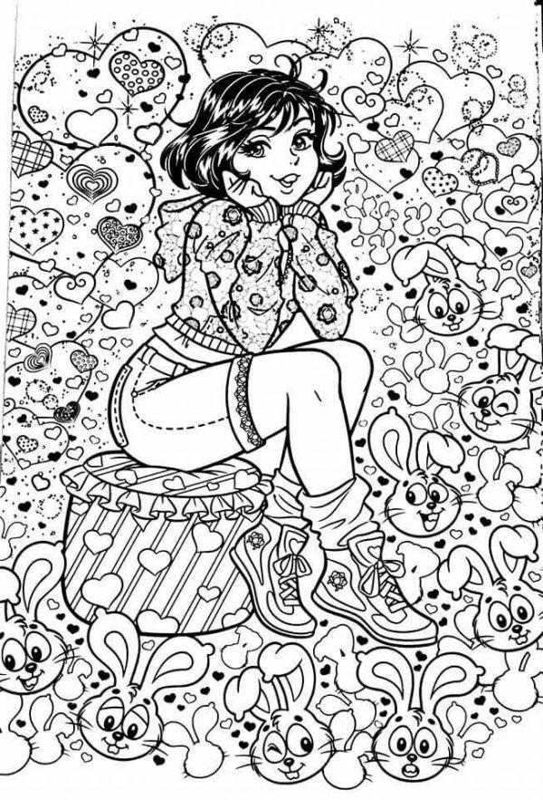 Turma da Mônica Jovem para colorir