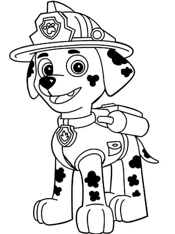 Desenhos da Patrulha Canina bem top