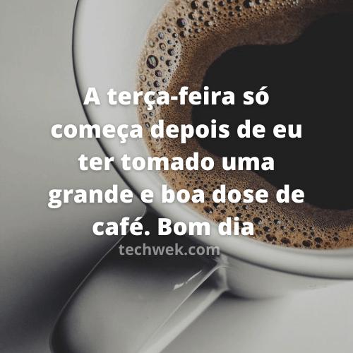 café para despertar