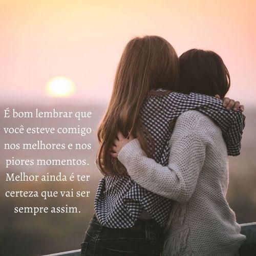 frases de amizade verdadeira para uma amizade impecável!