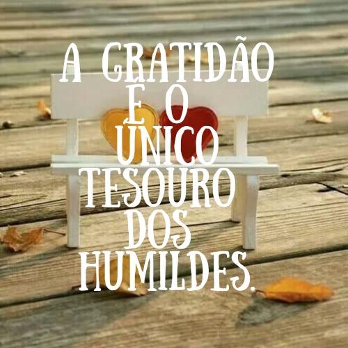 Gratidão com muitas paz e coisas boas, para agradecer a Deus pelas graças