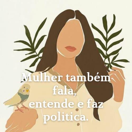 Frase femintas para fortalecer as mulheres