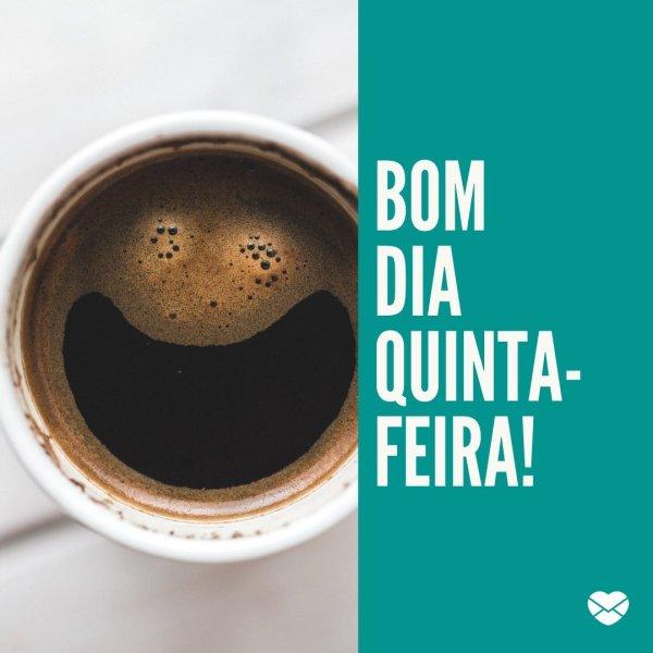 Bom dia quinta café