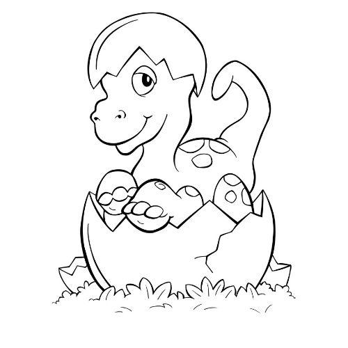 dinossauros para colorir e imprimir