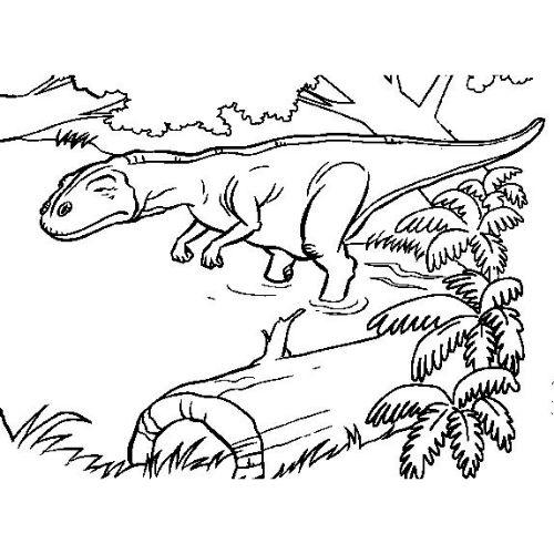 dinossauros para colorir com a família