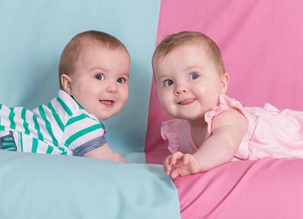 Imagem de bebês fofinhos