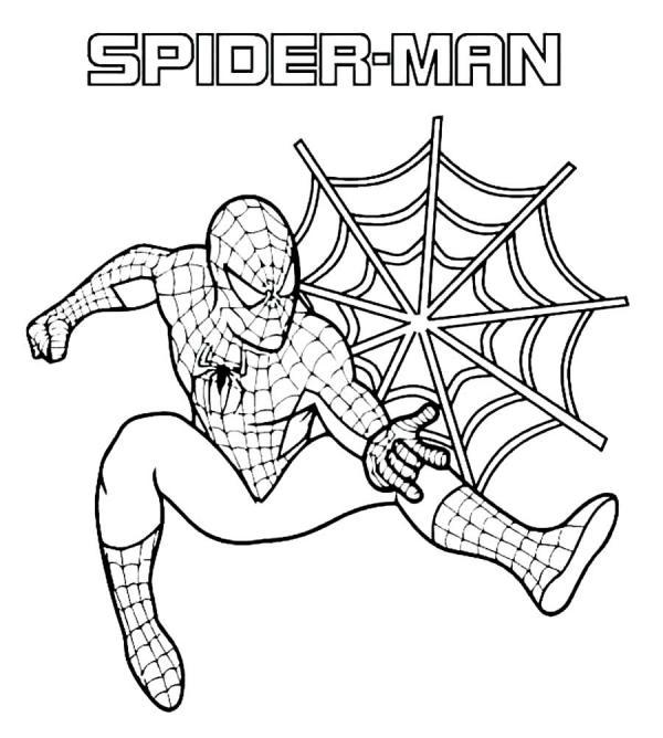 imagens de desenho do homem aranha