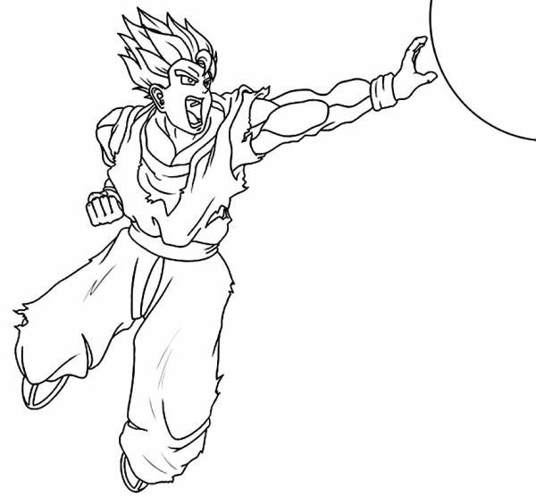 Desenhos do Goku top top