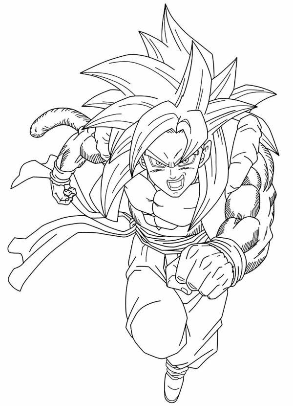 Desenhos do Goku top