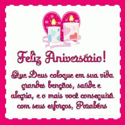 Feliz aniversário com Deus