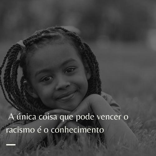 frases contra racismo combater