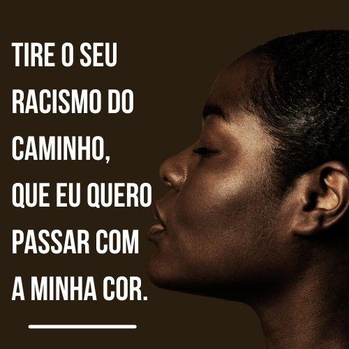frases contra racismo cor