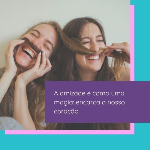frases de amizade certa