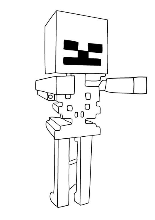 desenhos Minecraft lindo
