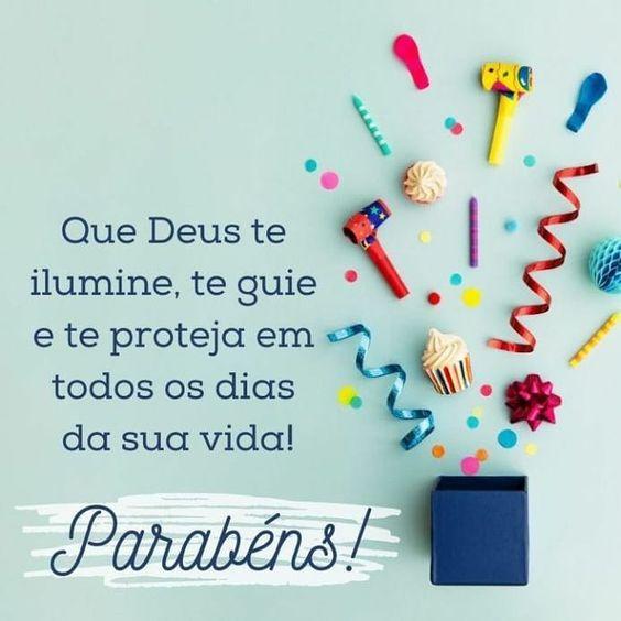Que Deus te ilumine
