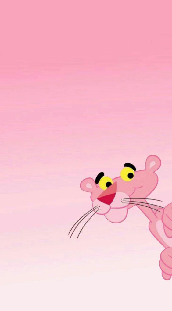 Wallpapers desenhos animados: pantera cor de rosa